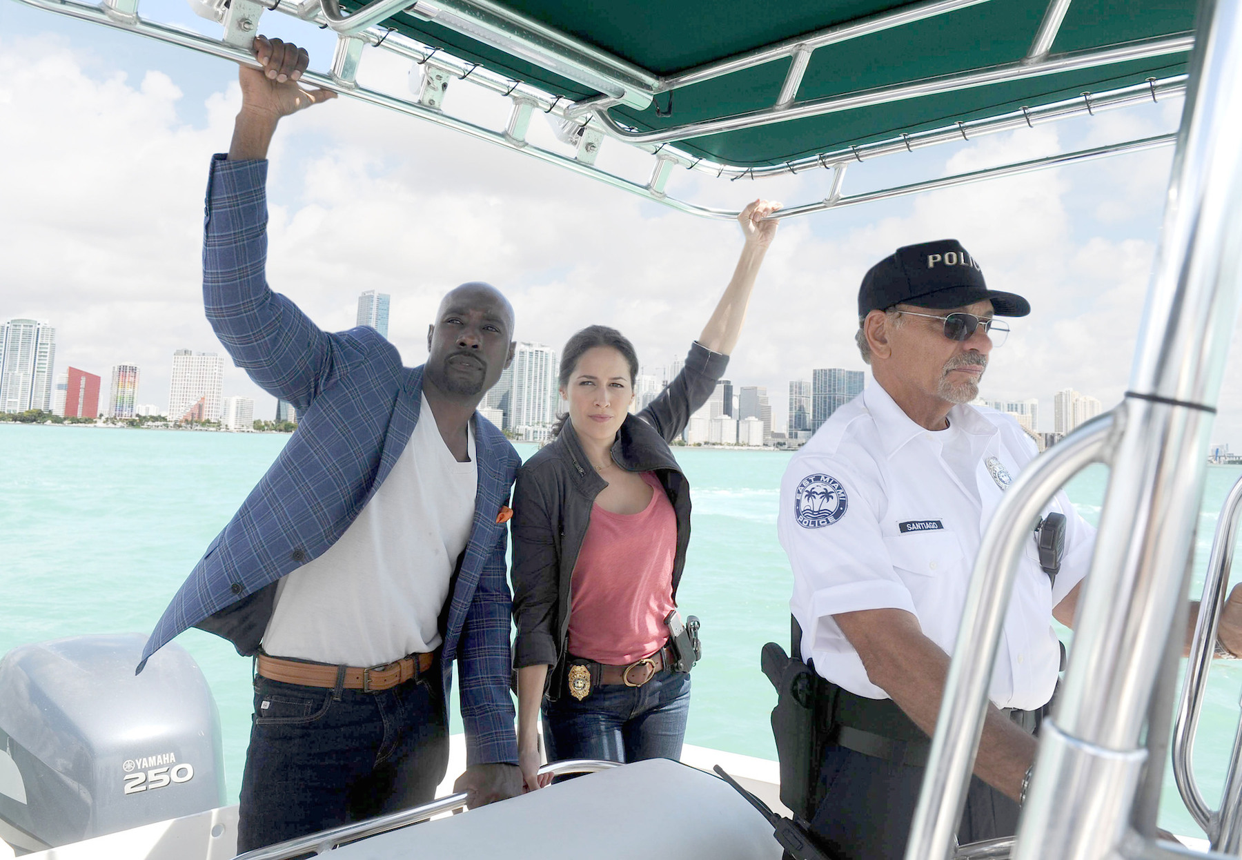 Jaina Lee Ortiz on How Her Homicide Detective Dad Helped Her Land the Lead Role in 'Rosewood'