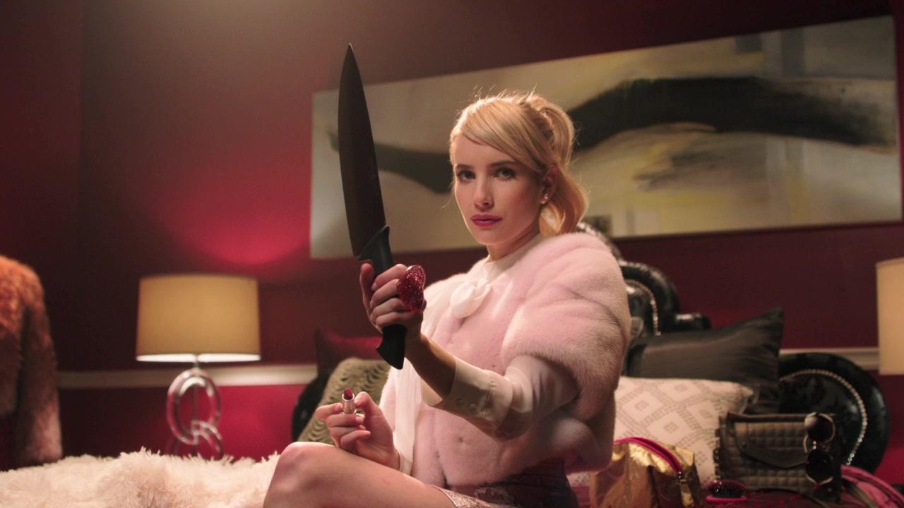 TRAILER: Diego Boneta Stars in Fox's 'Scream Queens,' a 'Mean Girls'-Wes Craven Mash Up