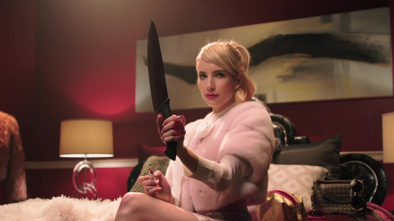 TRAILER: Diego Boneta Stars in Fox's 'Scream Queens,' a 'Mean Girls'-Wes Craven Mash Up