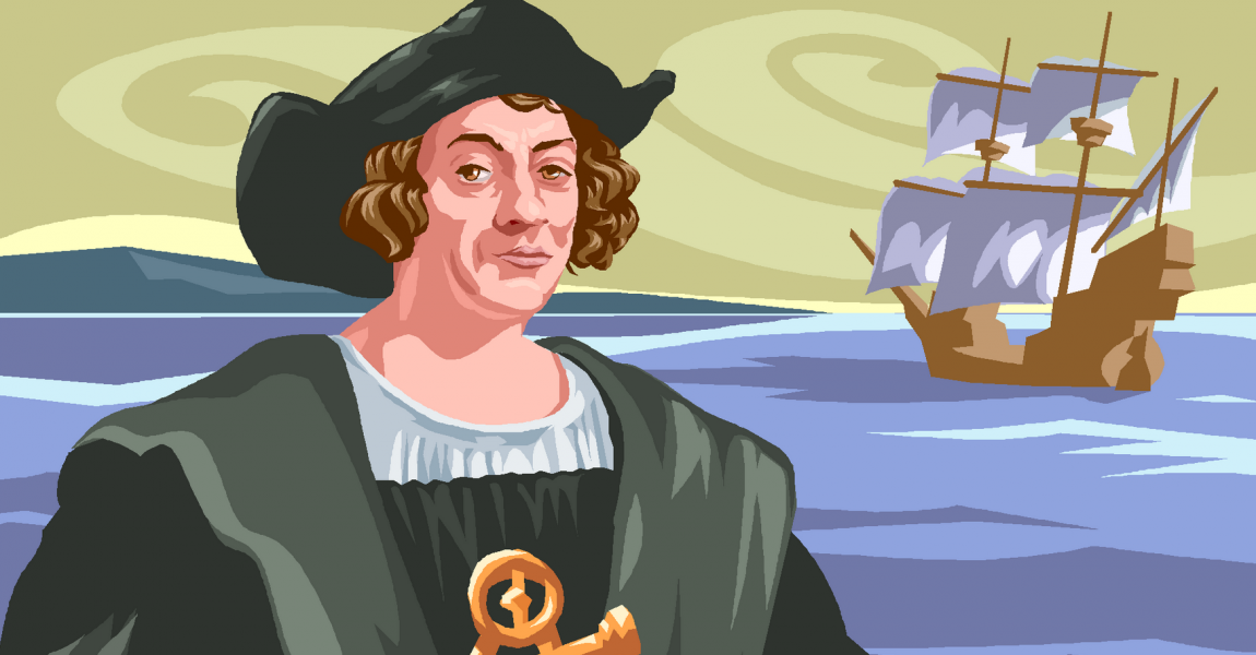 christopher columbus day Students across the united states get to enjoy a day off school monday in honor of the famed and mythical renaissance era explorer columbus day, an annual federal holiday named after christopher columbus, is a holiday that invokes ethnic pride for some and shameful historical memories for others.