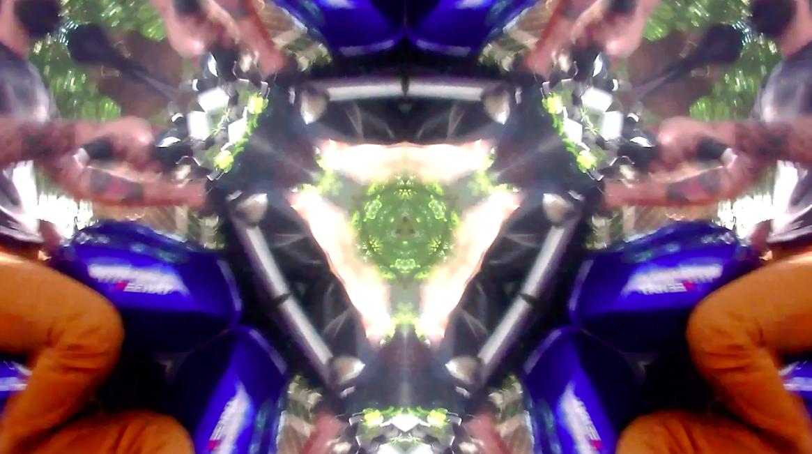 "Enter the Kaleidoscopic World of Venezuelan Artist MPeach With the ""Ritmo Loco"" Video"