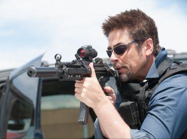 TRAILER: Benicio del Toro Plays a Badass Mercenary in 'Sicario,' Yet Another Hollywood Narco Film