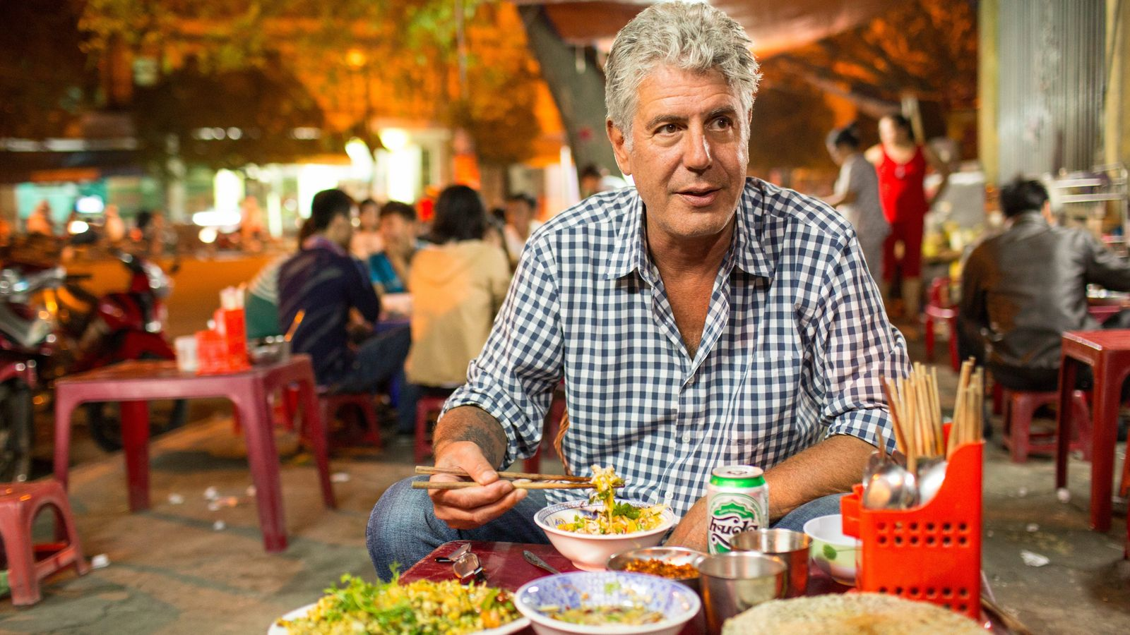 Here's What You Need to Know About Anthony Bourdain's NYC Food Market