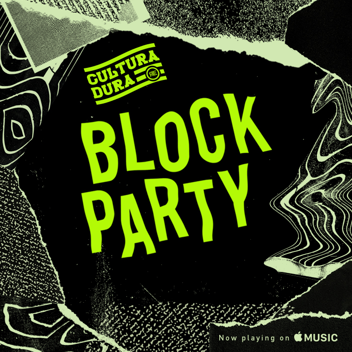 Pregame for Our Dallas Takeover With Our Cultura Dura Block Party Playlist