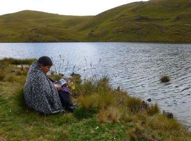 TRAILER: 'Hija de la laguna' Chronicles a Quechua Lawyer's Battle to Save Her Community's Land