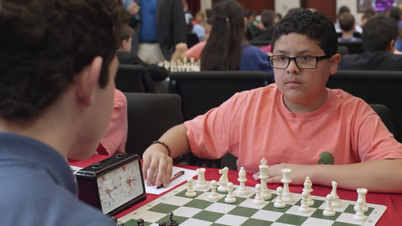 TRAILER: 'Modern Family's Rico Rodriguez Stars in 'Endgame,' the 'Friday Night Lights' of Chess