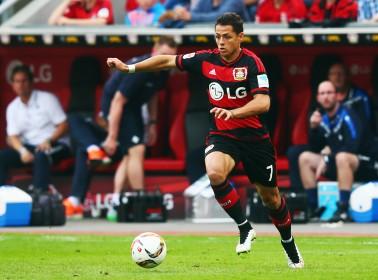 "Chicharito Not Moved to Bayer Leverkusen for ""Marketing Reasons."" Yeah, OK"