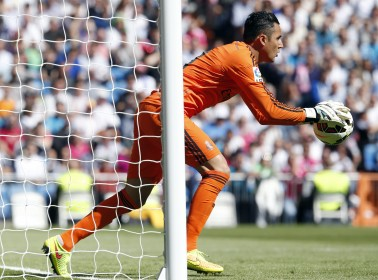 Keylor Navas Continues to Kill the Game, Completes Five Consecutive Clean Sheets