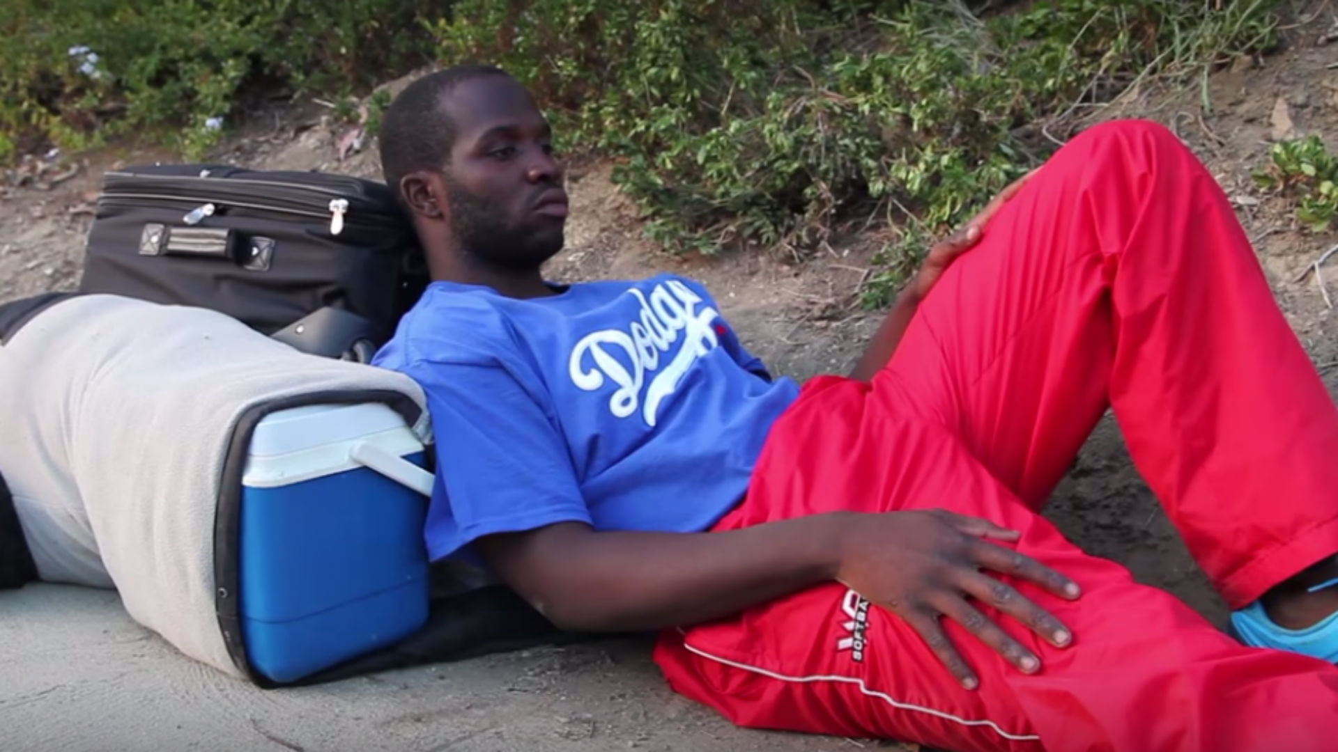 In 'Dodger Dreams' Doc a Cuban Baseball Hopeful Explains Why He's Camping Out at Dodger Stadium