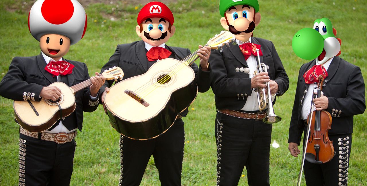 This Is What Super Mario Bros Sounds Like Played By