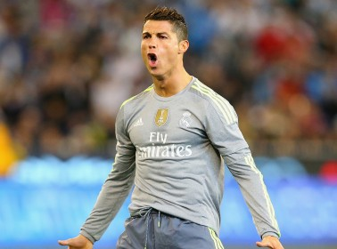 Cristiano Ronaldo On His Way to Become Real Madrid's Top Goalscorer of All Time