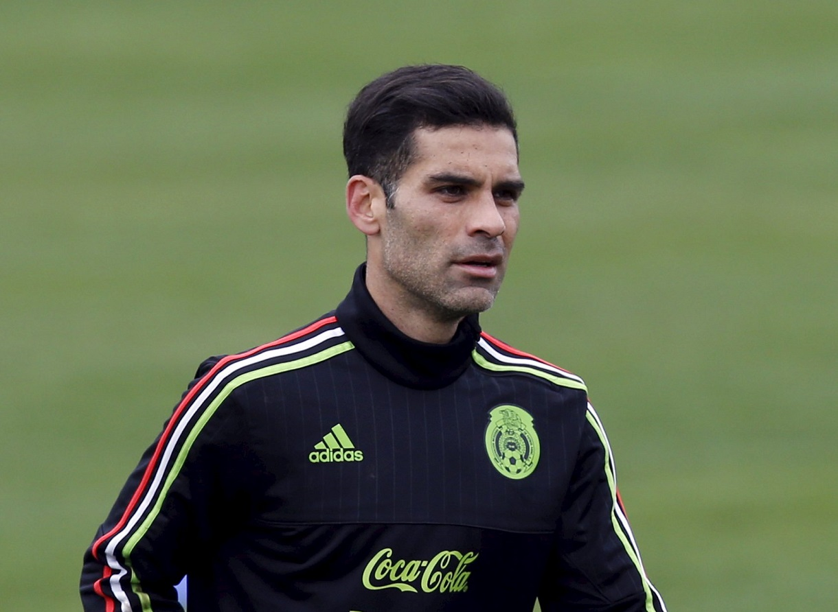 Rafa Márquez to Miss Mexico-U.S. Clash Due to Injury