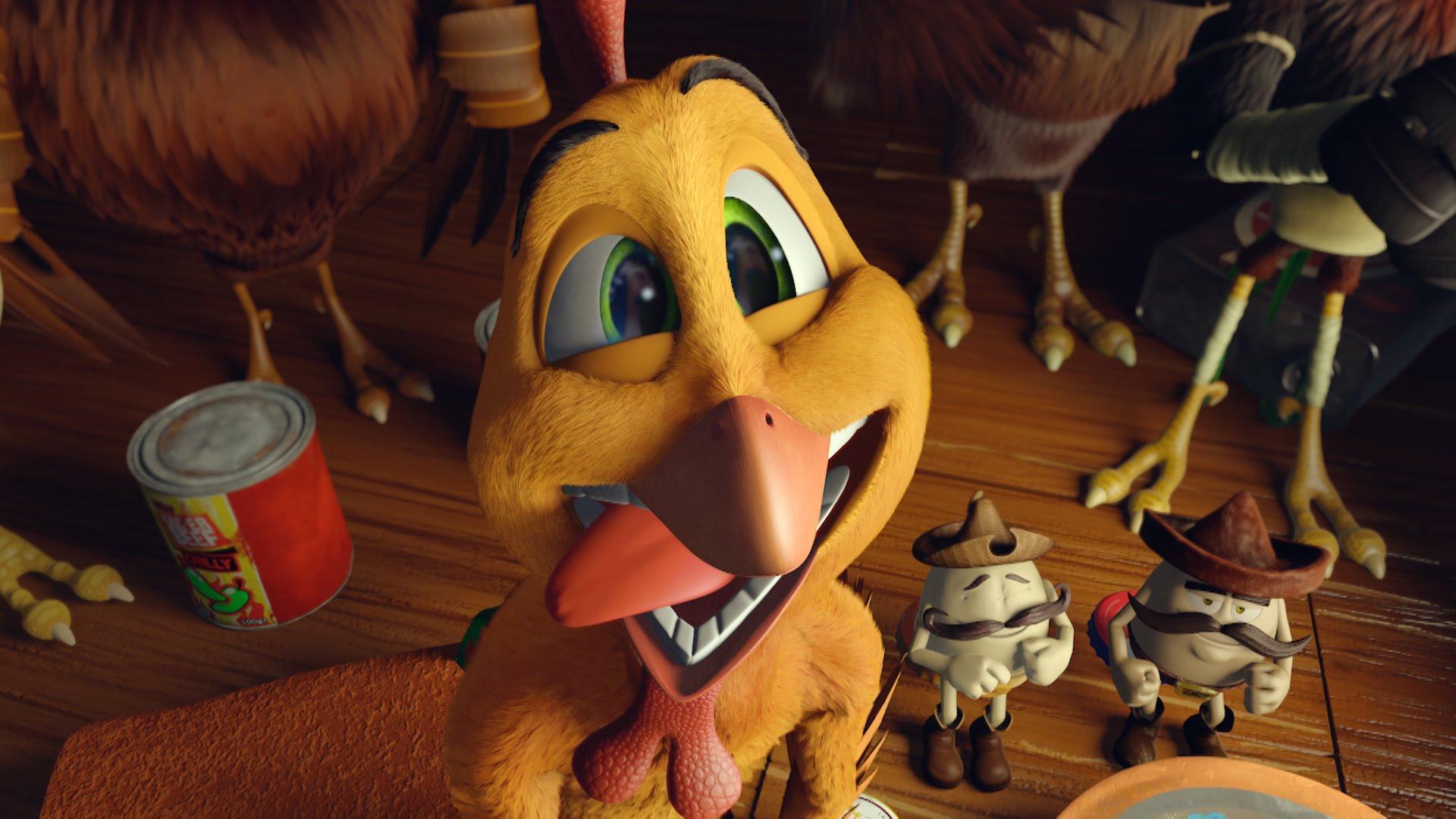 Mexican Animated Film Makes the U.S. Box Office Top 10, 'Un gallo con ...