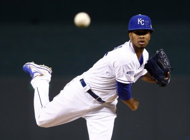 Baseball's Chief Enchinchador Yordano Ventura Is Letting His Pitches Do the Talking Now
