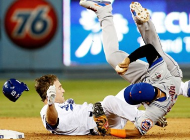 Baseball as a Contact Sport: A Dirty Slide and the Unwritten Rules of the National Pastime