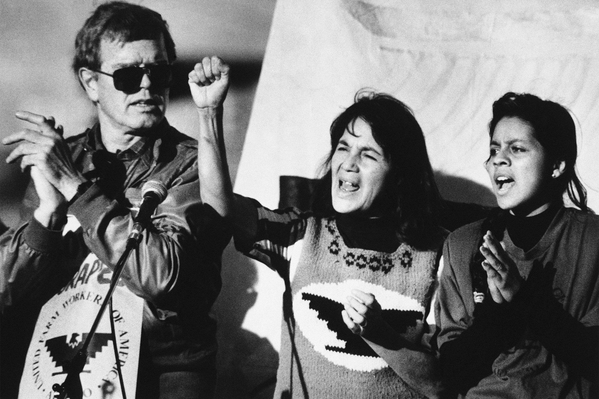 A Look Back at Dolores Huerta's Tireless Activism Through Film