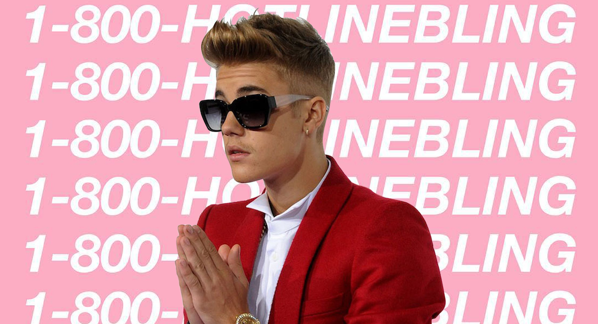 Justin Bieber Covers S Hotline Bling Rihanna S Work News
