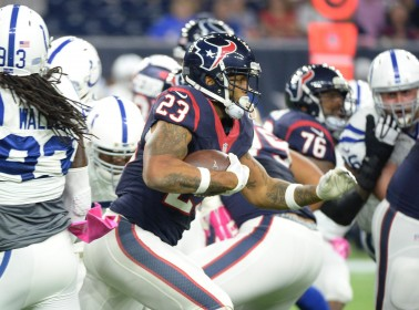 Arian Foster's Second Coming Not Enough for Houston Texans