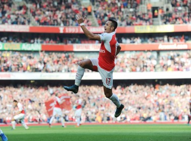 Alexis Sánchez Leads Arsenal to Victory Over Man Utd, Proves He Is Not a Real Person