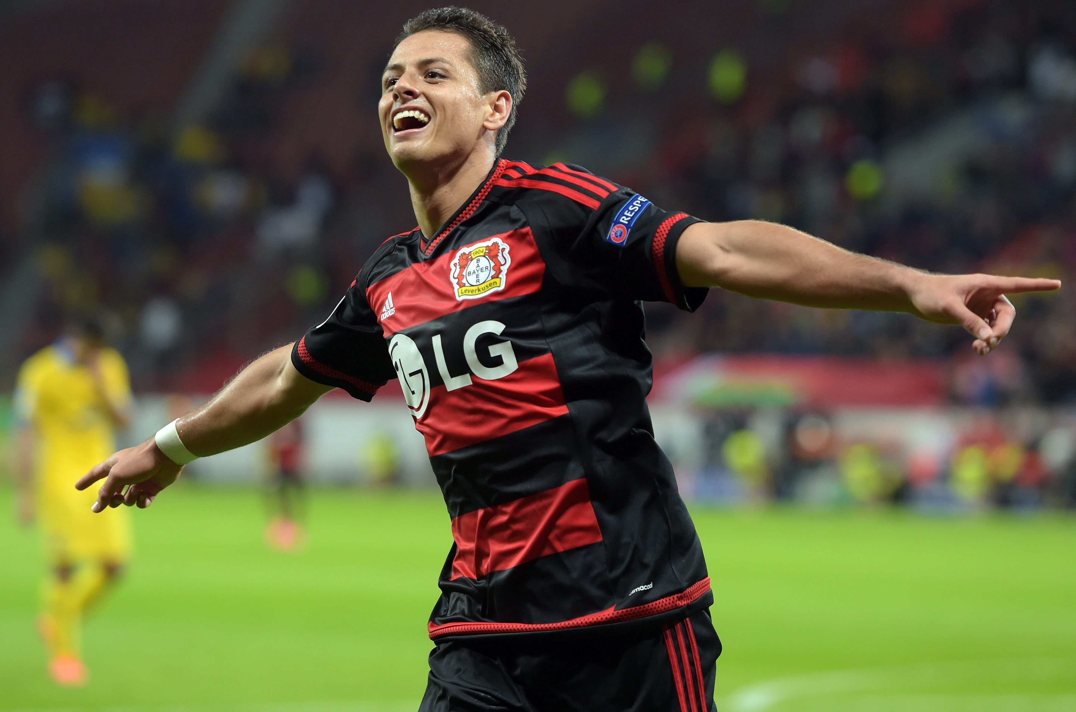 Our Boy Is Back Chicharito Just Scored His 100th Club Goal