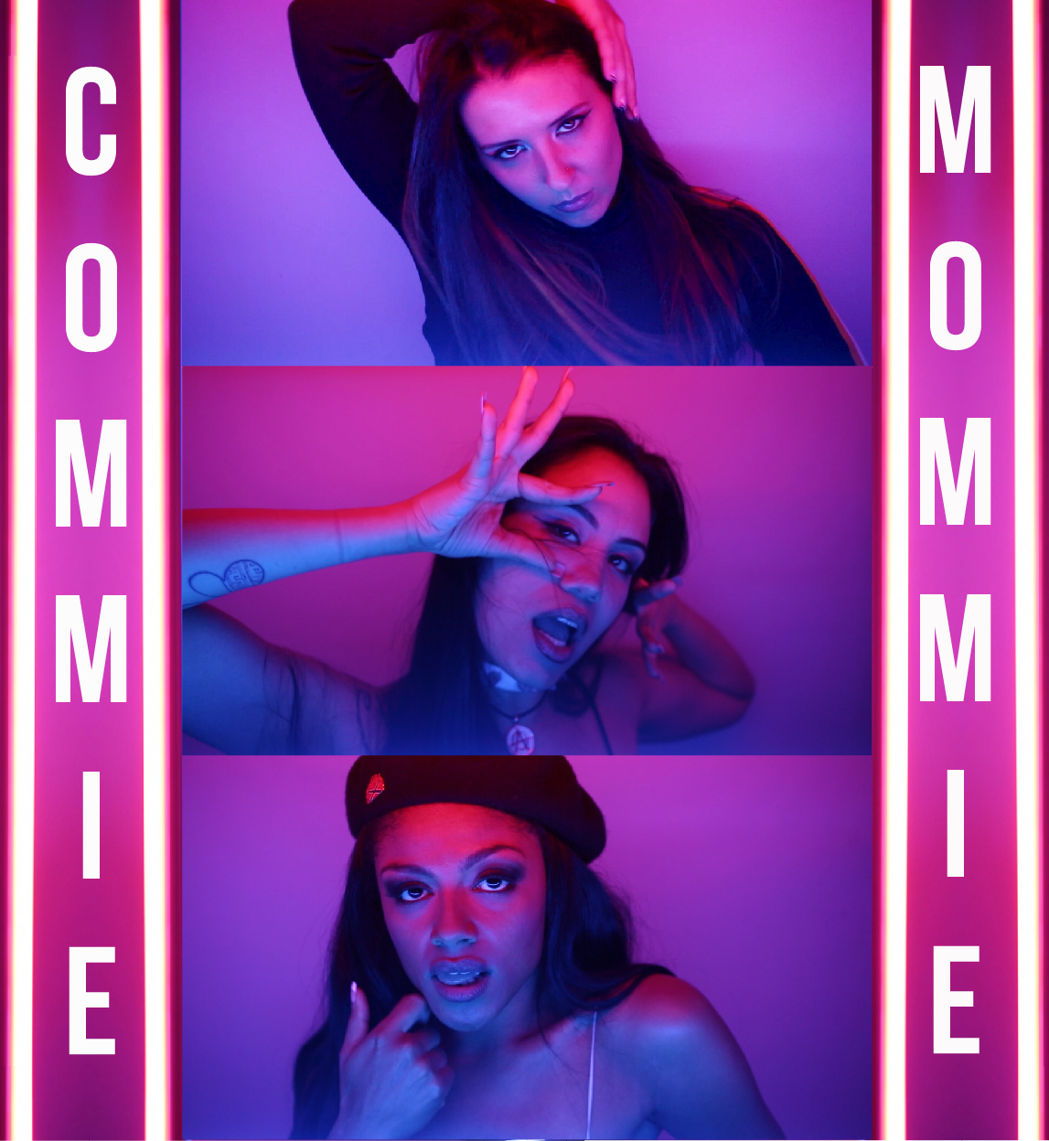 """Nire, Maluca, and Nani Castle's Feminist Anthem """"Commie Mommie"""" Goes Global With Six New Remixes"""