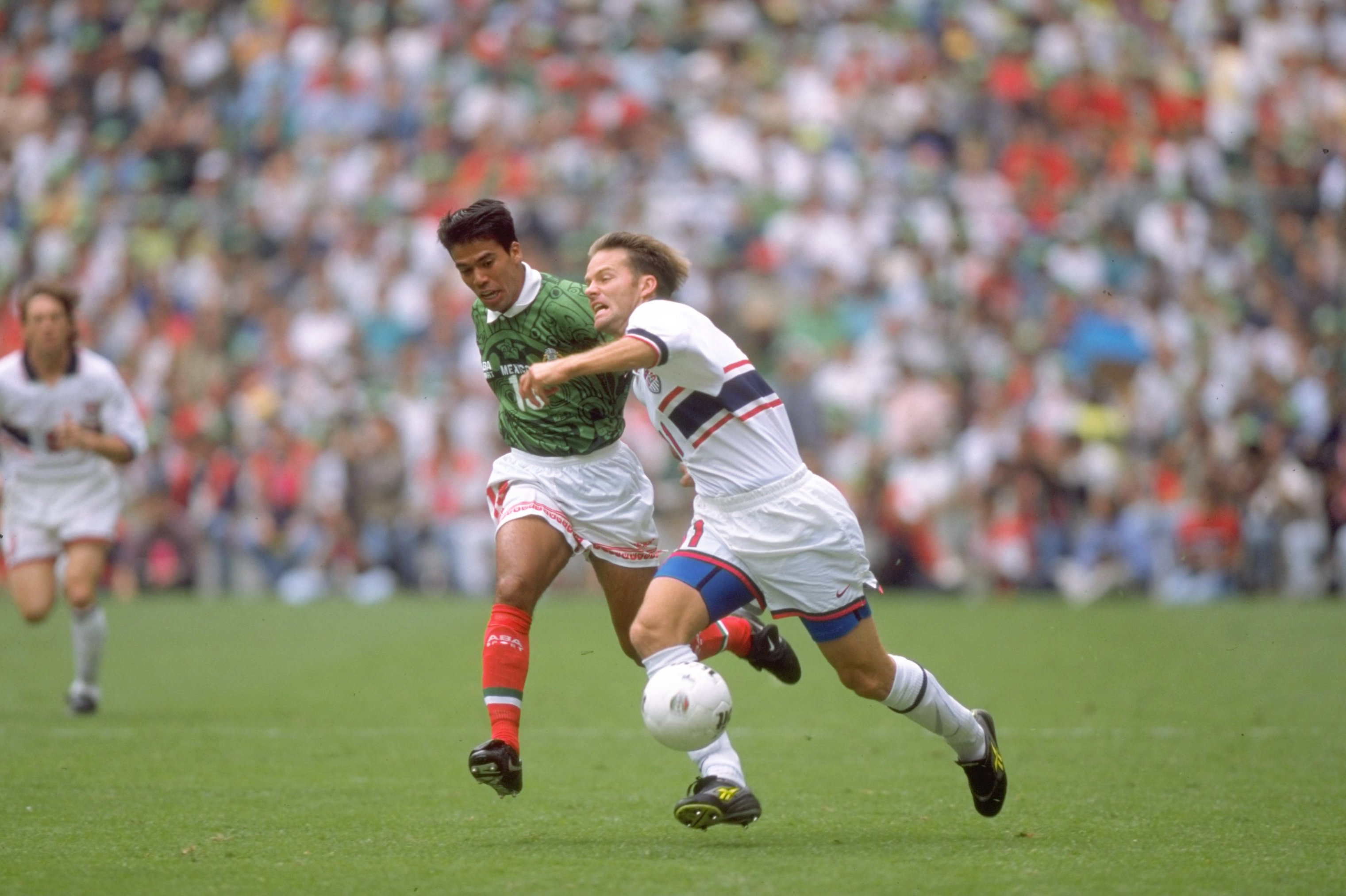 6 Legendary Goleadas and Dos a Ceros That Cemented the Mexico-US Soccer Rivalry
