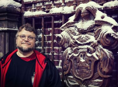 Guillermo del Toro on 'Crimson Peak' and Loving Monsters Like Other People Love Puppies