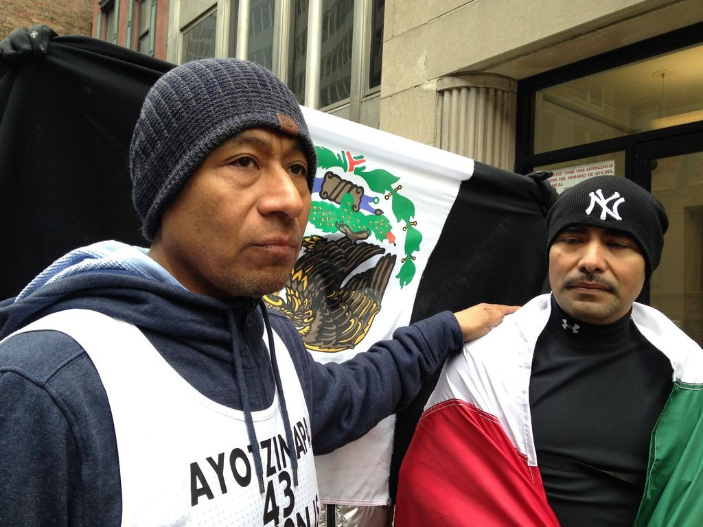 Father of Missing Ayotzinapa Student Looking For Volunteers to Honor Son at NYC Marathon