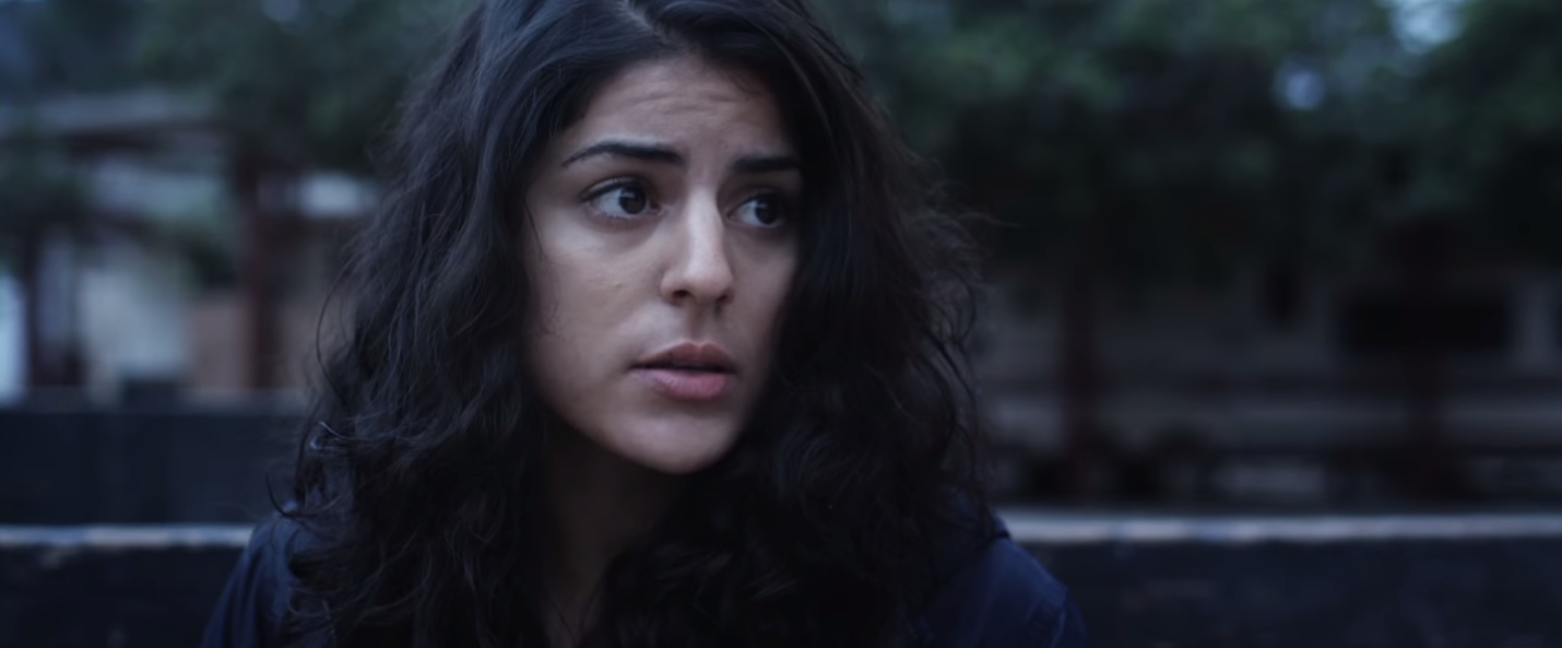 Watch Veronica Sixtos of 'Hostile Border' Talk Second-Gen Mexican Problems & Playing a Dark Character