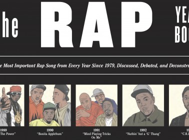 Shea Serrano's 'The Rap Yearbook' Will Become a Documentary Series