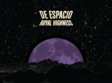 Royal Highness - De Espacio EP