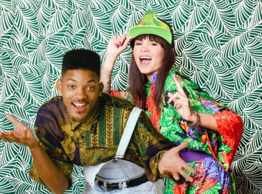 """Will Smith Raps in Spanish on Bomba Estereo's """"Fiesta"""" Remix Because Everything is Amazing"""