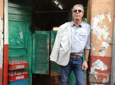 Anthony Bourdain Defends Immigrants, Says Restaurants Would Be Effed If 11M Are Deported
