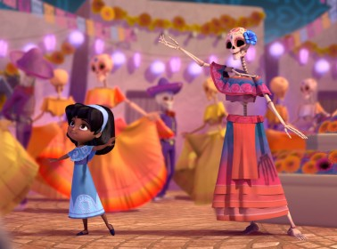 This Animated Short About a Little Girl Celebrating Día de Muertos Might Make You Die From Cuteness