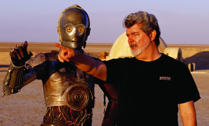 a study of george lucas and his films We celebrate the career of george lucas with a complete filmography, academy award nominations and our all-time favorite george lucas movies.