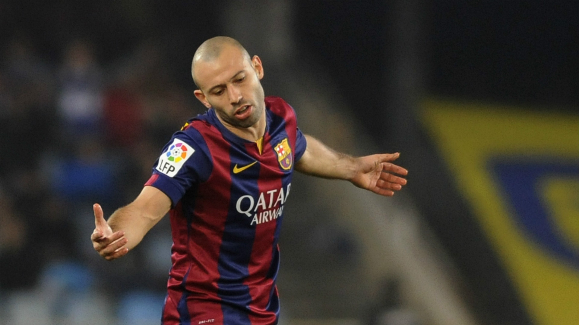 Javier Mascherano Gets Torn a New e For Evading Taxes