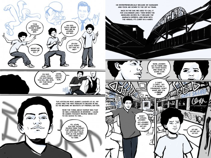 john leguizamo ghetto klown graphic novel