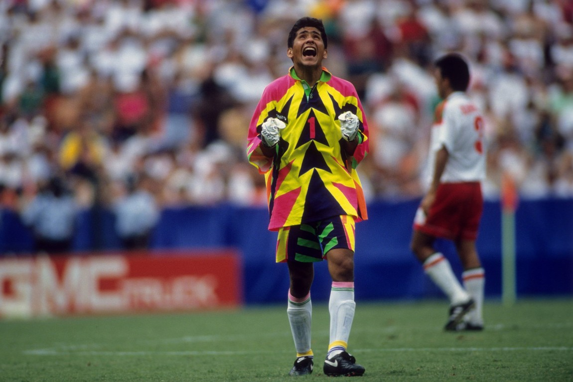 5 Facts You Might Not Know About Jorge Campos