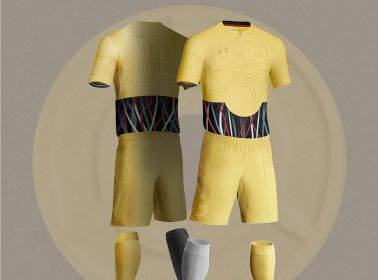 The Star Wars Soccer Gear We Wish Was Legit