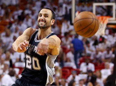 Manu Ginobili, the Most Decorated Latino in NBA History, is Ready to Jump into a New Season