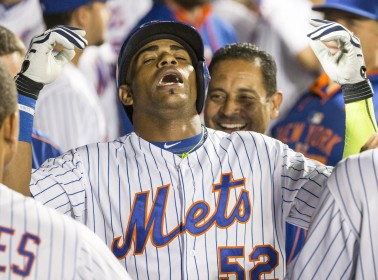 Yoenis Céspedes Heads to the World Series in an Empire State of Mind