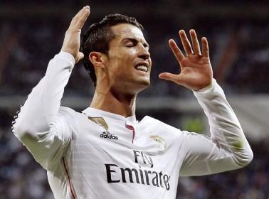 Real Madrid President Florentino Pérez Put Cristiano Ronaldo on Blast (Slap Included)