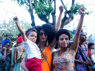 ICYMI: Afro-Brazilians Celebrate Glorious Natural Hair During First Marcha Do Empoderamento Crespo