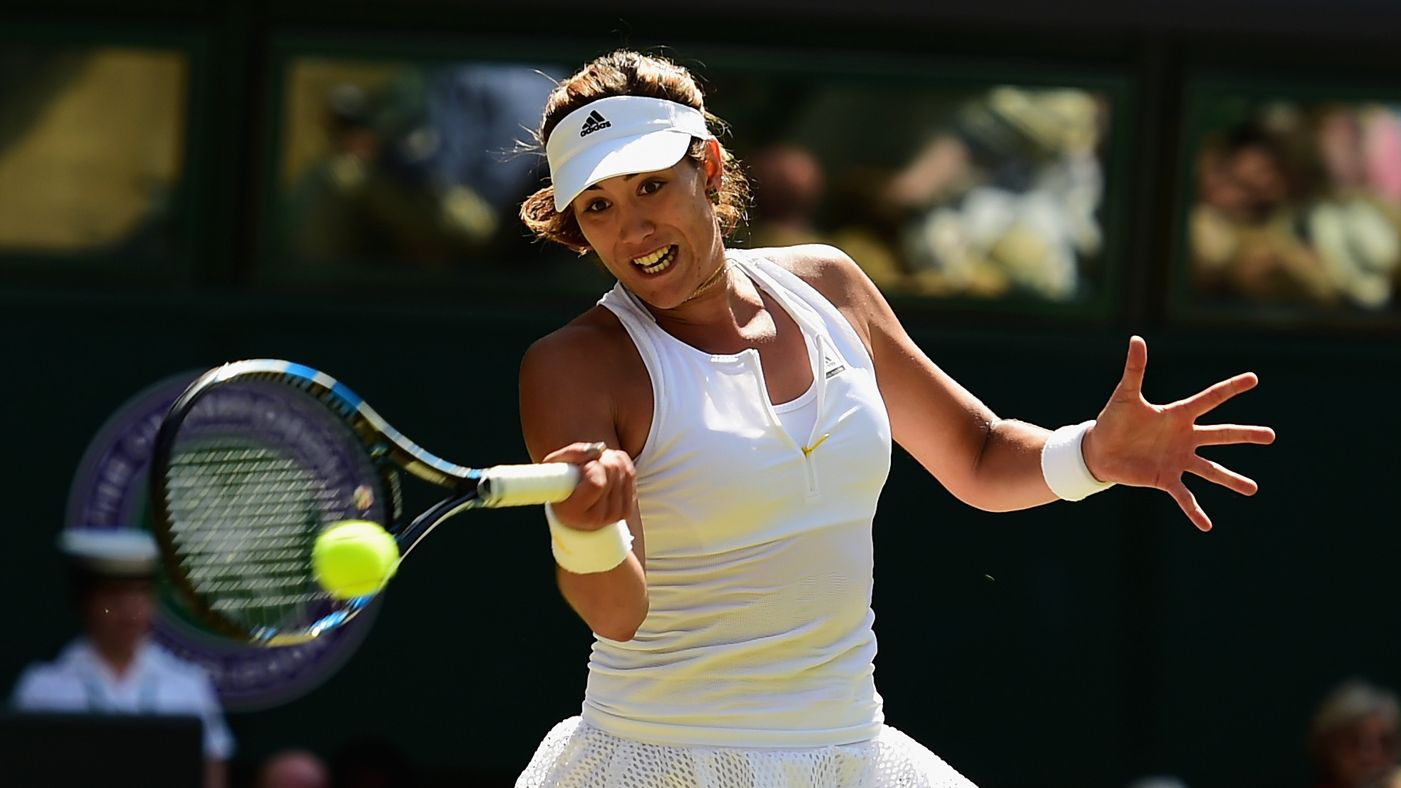 Tennis Star Garbiñe Muguruza Reflects on Saying No to Venezuela Because of Chavismo