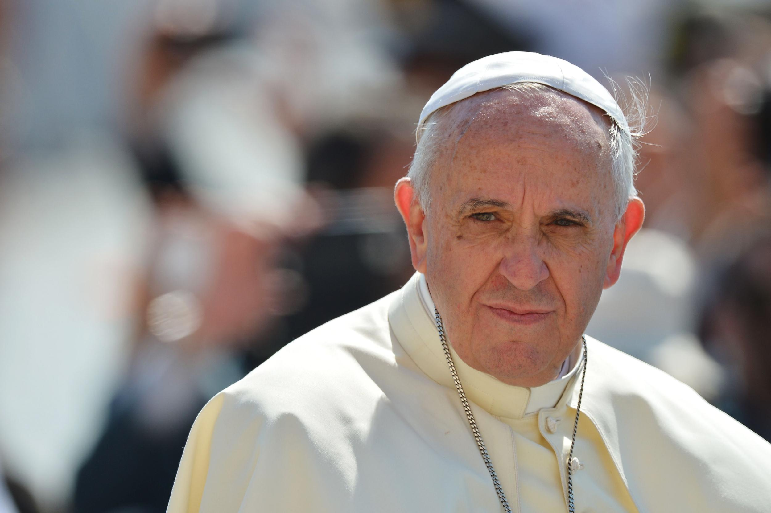 ICYMI: Pope Francis Dropped His 'Wake Up!' Album