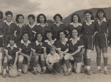 The History of How CONCACAF's First-Ever Women's Team Opened for Di Stéfano