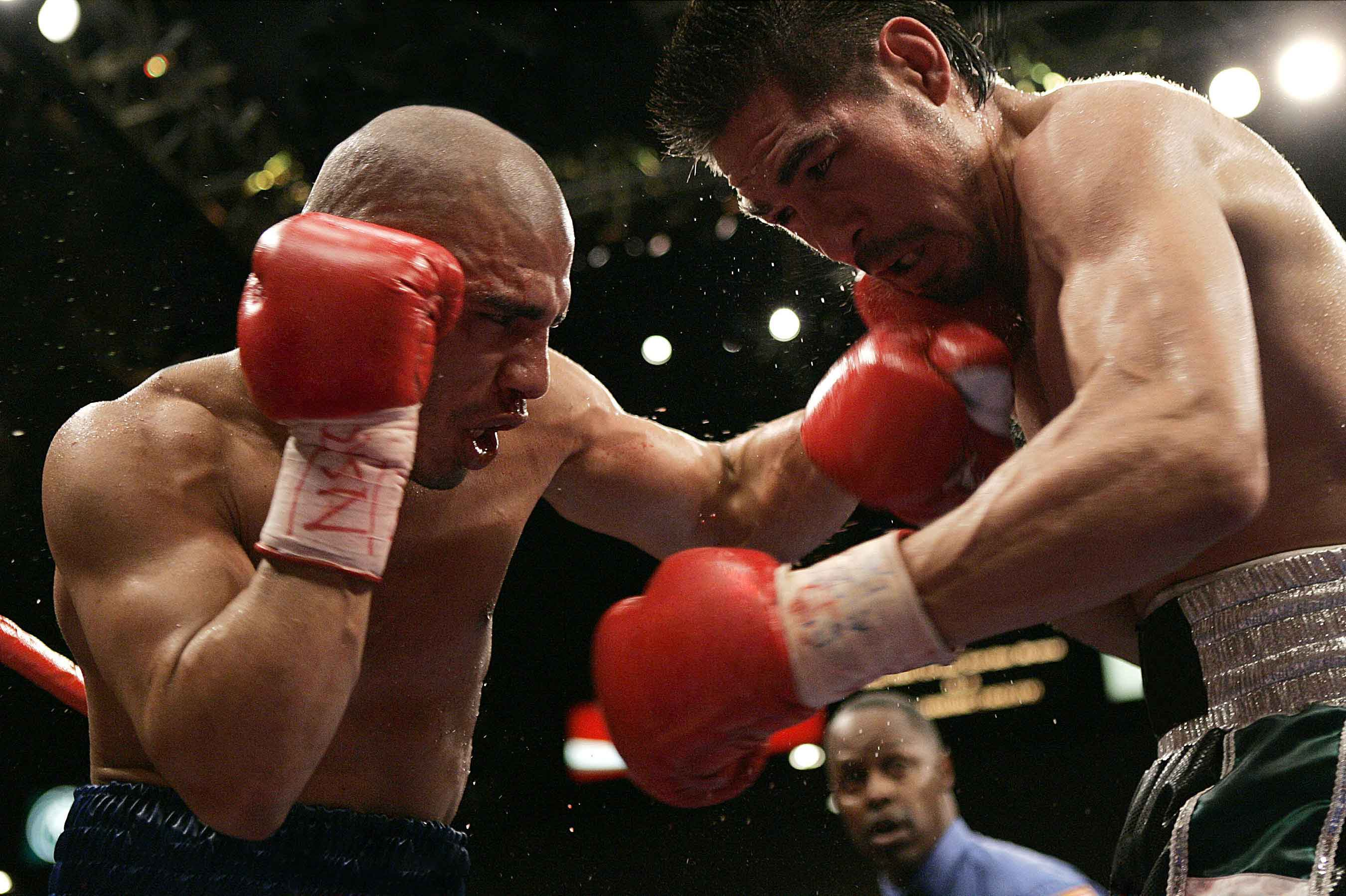 Once Upon a Time, Miguel Cotto's Mexican Nightmare Was Antonio Margarito
