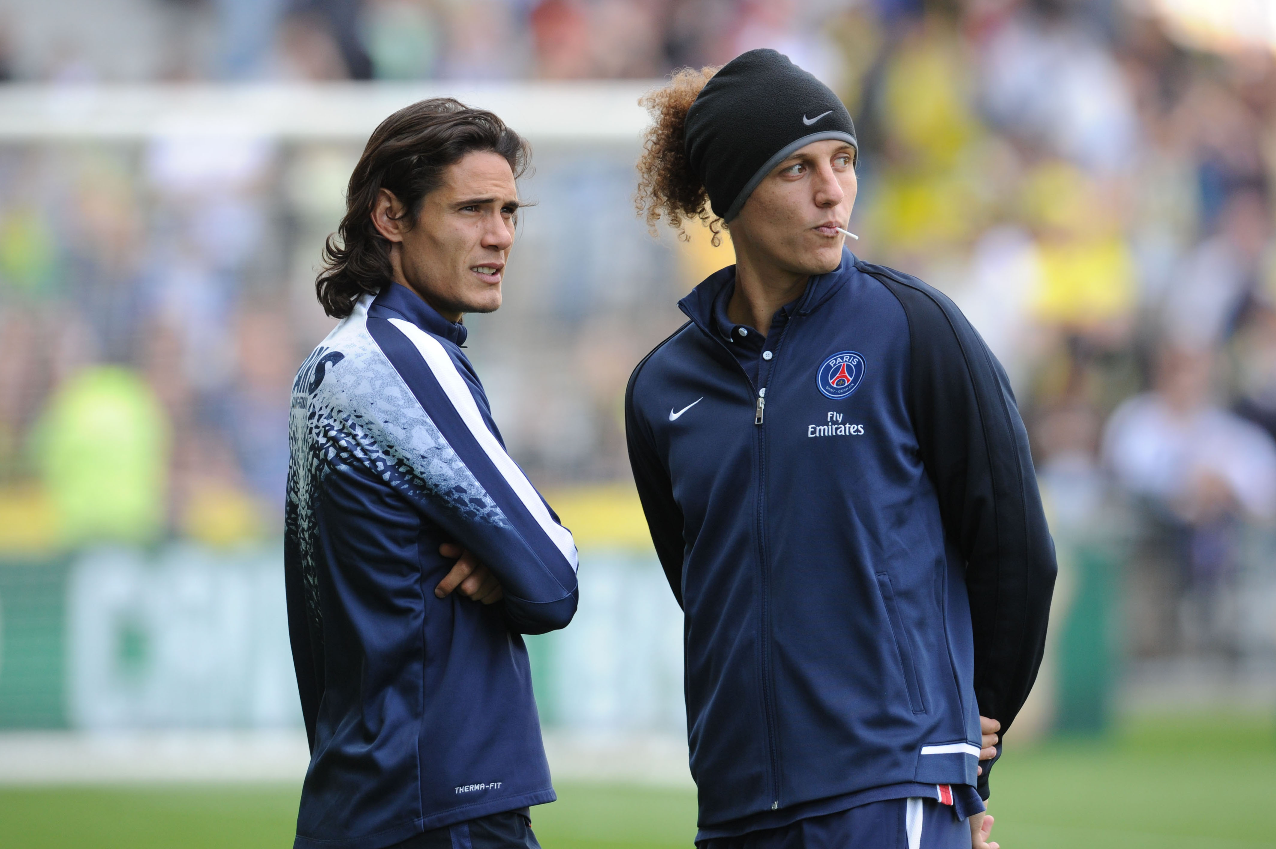 David Luiz & Edinson Cavani Fear Return to PSG After Attacks
