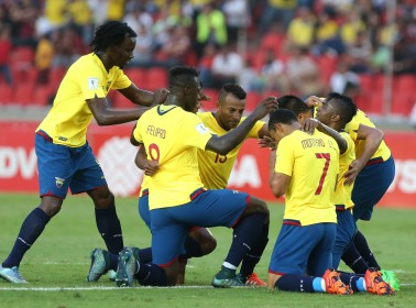 Ecuador Flies High and Argentina Makes a Comeback