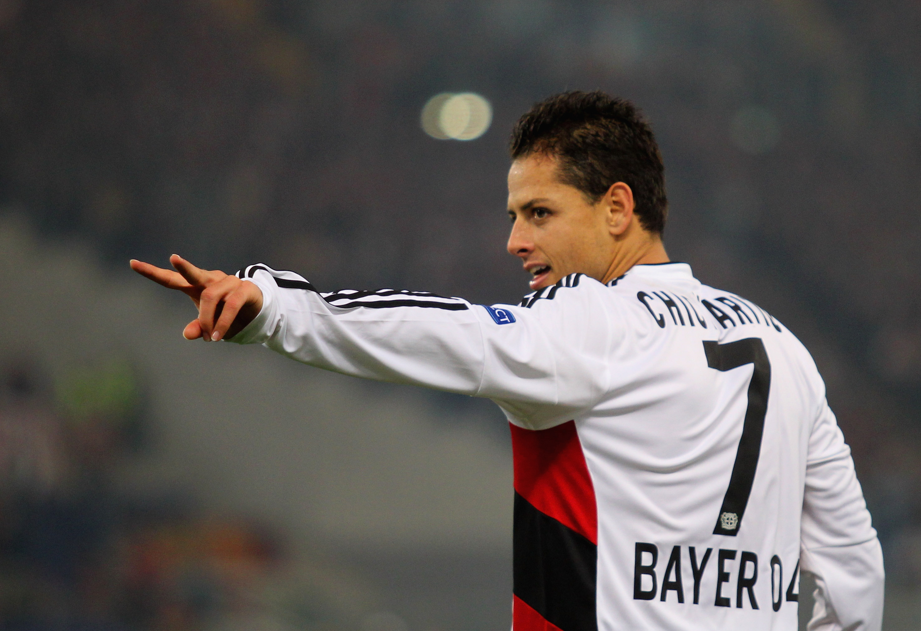 Game After Game, Chicharito Proves Real Madrid and Manchester United Wrong